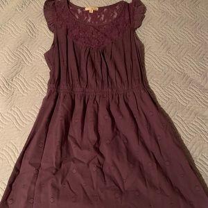 Dresses & Skirts - Macy's purple Bepop dress